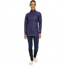 The North Face Nueva Trench Jacket Patriot Blue trench dama