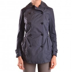 Brema Trench Blue trench dama