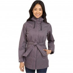 Columbia Pardon My Trench Rain Jacket Pulse trench dama