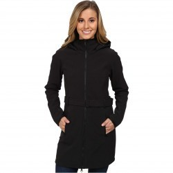 The North Face Apex Bionic Trench Coat TNF Black trench femei